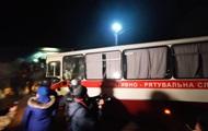 МВС: У Нових Санжарах є поранені і затримані