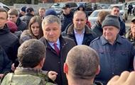 Аваков заявил, что к событиям в Новых Санжарах причастны политики