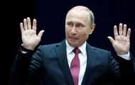 Кабриолет с автографом Путина продали на аукционе за 20 тысяч евро