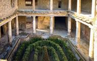 В Помпеях три дома открыли для туристов