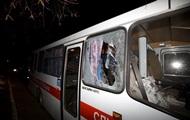 Мэр Новых Санжар: Камни в автобусы бросали не наши