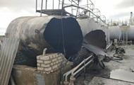 В Херсонской области в результате взрыва на АЗС пострадали два человека