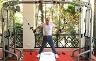 В Кремле рассказали о спортивном режиме Путина