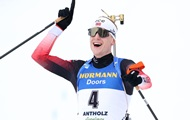Бочарников выиграл золото чемпионата Европы по биатлону с преимуществом 0,4 секунды