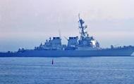 В грузинский порт Батуми вошел американский эсминец