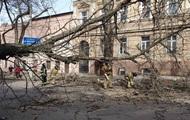 Непогода в Украине: один погибший, четверо раненых