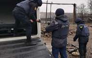 У Маріуполі на меткомбінаті знайшли два десятки снарядів і мін
