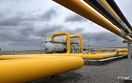 Запасы зимнего газа в Украине упали ниже 16 миллиардов кубов
