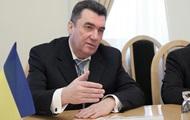 РНБО назвала, хто може увійти в патрулі на Донбасі