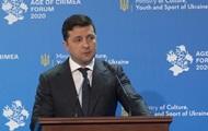 Зеленский: Если все стороны захотят прекратить войну на Донбассе, она завершится завтра