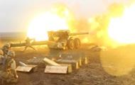 В Минобороны назвали потери артиллерии за три года АТО