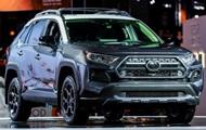 В Украине рынок новых авто за месяц вырос на 20%
