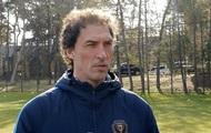 Тренер СК Днепр-1 рассказал, как избежать заболевания коронавирусом