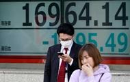 В Японии фондовый индекс Nikkei рухнул до минимума за 30 лет