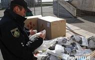Контрабандисти намагалися вивезти респіратори на 1 млн грн