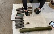 У зоні ООС затримали банду торговців зброєю