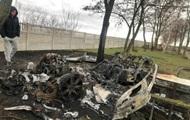 Под Киевом найдено сгоревшее авто бизнесмена