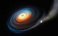 Найдена невозможная планета за пределами галактики