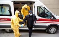 В Киеве зафиксированы больные коронавирусом
