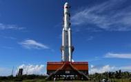 В Китае разбилась ракета-носитель нового типа