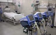 Киевской больнице подарили аппараты вентиляции легких