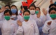 Эпидемия коронавируса: самолет с эвакуированными украинцами и иностранцами на борту вылетел из Уханя
