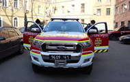 Карантин: по Киеву ездят авто с громкоговорителями