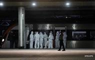 Медики проверили пассажиров поезда из Риги