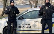У Києві патрульні врятували жінку від самогубства