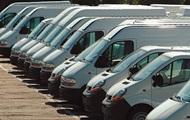 У березні різко впали продажі комерційних авто