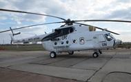 Українським миротворцям передали модернізовані вертольоти