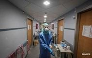 COVID в Украине заразились больше тысячи человек