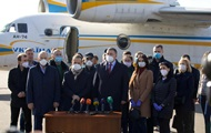 Україна відправила 20 медиків в Італію