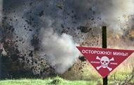 На Донбасі в 2020 році від мін загинули 12 цивільних