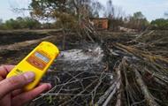 Пожежа в Чорнобильській зоні: радіація вища за норму