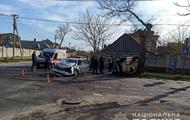 В Херсоне в ДТП с копами пострадали пять человек