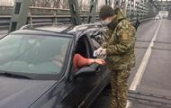Только на автотранспорте: Правительство сократило количество КПВВ на границе Украины