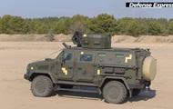 ЗСУ прийняли на озброєння новий бронеавтомобіль