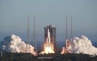 Запуск новой ракеты КНР прошел со сбоем
