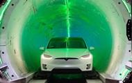 Компанія Маска побудувала другий тунель під Лас-Вегасом