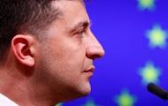 Як у Брюсселі оцінюють перший рік Зеленського