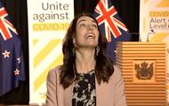 Землетрясение началось во время эфира премьер-министра Новой Зеландии