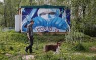 У Росії майже дев'ять тисяч нових випадків COVID-19