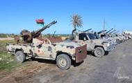 Армія Хафтара продовжує відступати від Тріполі - ЗМІ