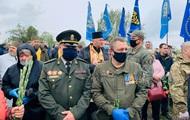 У Києві поховали жертв розстрілу на Житомирщині