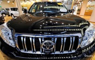 В Украине рынок новых авто за месяц просел на 15%