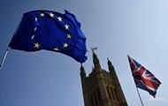 Британія офіційно відкинула продовження перехідного періоду