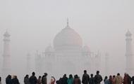 Близько половини жителів планети дихають поганим повітрям