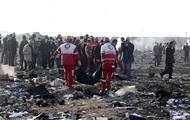 Иран отправил черный ящик сбитого самолета МАУ во Францию