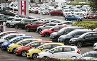 Піврічні продажі авто в Україні знизилися на 4%
